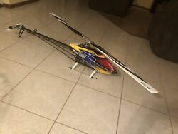 Align Trex 700e DFC Pro RC Helicopter $1200.00