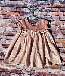 Easter Spring Summer Girl's Dress By Vignette In Blush $22.99