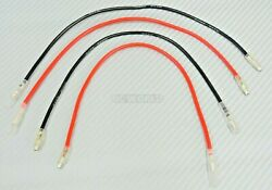 Rc Motor to ESC Extension Wire Cable Power Wires 12quot; Long 2 sets included $8.99