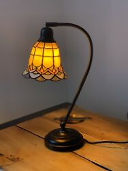 Tiffany Style Table Lamp Desk Arched Lighting $49.99