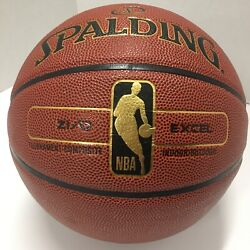 Spalding NBA Zi O Excel Basketball Official Size 7 29.5quot; $32.81