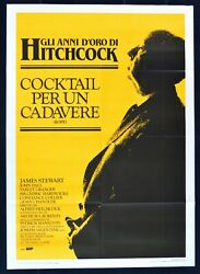 Manifesto Cocktail For A Corpse Alfred Hitchcock Knot The Gola Ste M306 $57.31
