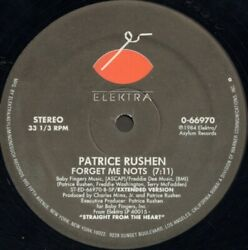 PATRICE RUSHEN Feels So Real Forget Me Nots 12quot; NEW VINYL Boogie Disco Classic $13.99