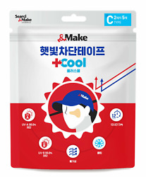 andmake sun protect cooling Face Sticker Patch 5set 햇빛차단테잎 $18.00