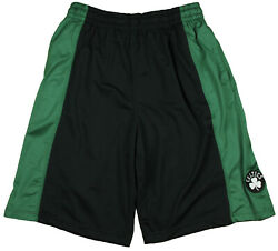 Zipway NBA Men#x27;s Boston Celtics Basketball Shorts Black