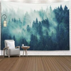 EMMTEEY Grey Tapestry Wall HangingTapestries Décor Living Room Bedroom for Home $37.08