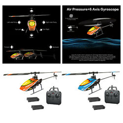 RC Helicopter with Gyro 4 Channel Micro RC Helicopter Toy Gift for Boys Girls $56.03