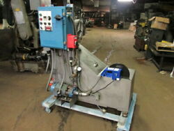 Stoelting Mini Parts Washer Heated Stainless Steel Immersion Conveyor type $10500.00