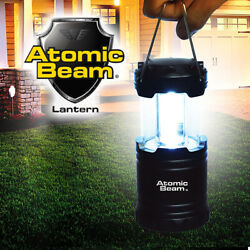 Atomic Beam Lantern Original by Bulbhead Bright 360 Degree Collapsible LED $19.99