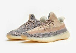 YEEZY 350 ASH PEARL MENS SIZES Brand New GY7658 Ships Now $270.99