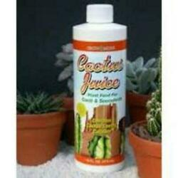 16 oz. cactus juice fertilizer for cacti and succulents Synthetic All Season $10.34