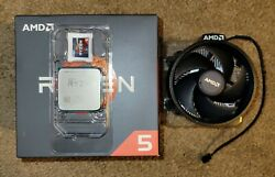 AMD Ryzen 5 2600 3.9GHz Maxboost Socket AM4 Processor with Unused Cooler $139.00