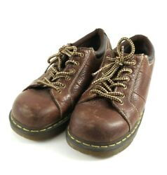 Dr Martens Melissa Brown Oxford Shoe Womens 10 M $29.99