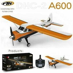 XK DHC 2 A600 5CH 2.4G 3D 6G System Brushless Motor RC Plane Airplane RTF USA SS $107.00
