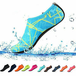 Men Women Water Shoes Quick Dry Barefoot for Yoga Swim Surf Beach Walking US $9.98