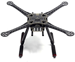 Readytosky S500 Quadcopter Frame Stretch X FPV Drone Frame Kit PCB Version $71.36