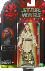 Star Wars The Black Series Qui Gon Jinn $24.99