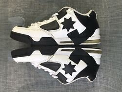 Vintage ? DC Shoes Command Size 11 White and Black Used and Abused $100.00