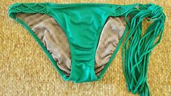 Victoria#x27;s Secret side tie bikini bottom Size SMALL $9.99