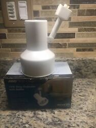 Juno Trac Lites Step Cylinder White Light with White Baffle R512W WH $9.95
