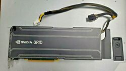 DELL NVIDIA GRID K1 GPU ACCELERATOR 16GB GRAPHICS PROCESSING UNIT GP GPU RF61J $125.00