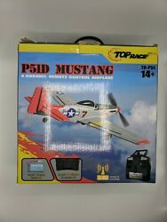 Top Race RC Plane 4 Channel Remote Control Airplane RC Planes $64.99