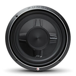 Rockford Fosgate P3SD4 12 Punch P3S 12quot; 4 Ohm DVC Shallow Subwoofer $209.99