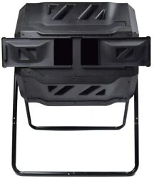 EJWOX Garden Compost Bin from BPA Free MaterialDual Rotating Composting Tumbler $99.00
