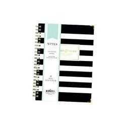 Day Designer for Today To Do Notebook 160 Ruled Pages Twin Wire Binding