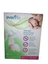 Evenflo Manual Breast Pump Travel Friendly Removable Insert BPA Free $29.99