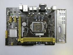 ASUS Motherboard H81M A DP M11AD DP MB No CPU $40.00