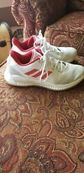 Adidas Bounce Harden Shoes Men#x27;s 8.5 Women#x27;s 10. $35.00