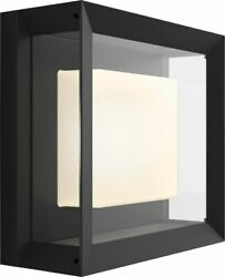 Philips Hue White and Color Ambiance Econic Outdoor Wall and Ceiling Light ... $169.99