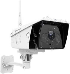 Vimtag Security Camera Outdoor with IP66 Waterproof 1080P FHD Wi Fi Wireless Su $52.17