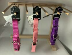 The Premier® Collar Martingale Style Dog Collar SMALL 1quot; Wide Brand New $6.00
