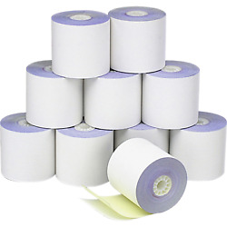 PM Perfection Receipt Paper White Canary 10 Pack $22.04