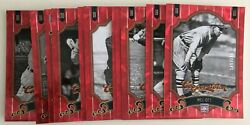 2012 Panini Cooperstown Crystal Collection RED # 399 You Pick FREE SHIP $3.00