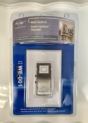 SkylinkHome WE 001 In Wall On Off Lighting Control Home Automation SmartReceiver $25.99