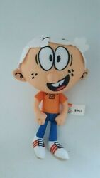 8quot; Lincoln From Nickelodeon The Loud House Stuffed Plush Toy $13.00