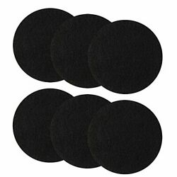 Resinta 6 Pieces Compost Bin Filters Kitchen Activated Carbon Filters Compost Bi $7.99
