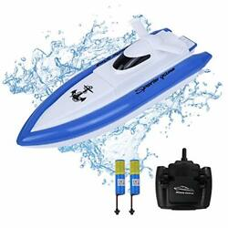 Rabing RC Boat Remote Control Boat for Pools and Lakes Electric Pool Boat wit... $20.79
