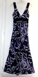 RED BEANS amp; RICE LONG SLEEVELESS KNIT DRESS Size S $9.50