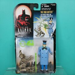 The New Batman Adventures Mad Hatter with Robotic Rabbit and Mind Control 1997 $12.99