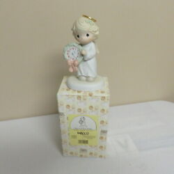 Precious Moments Vintage Collectibles 1998 Time For A Holy Holiday 455849 $28.99