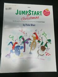 Jump Start for Christmas for Violin Book Without the CD $5.00