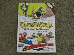 Walt Disney#x27;s Donald Duck: quot;A Christmas for Shacktownquot; Complete Carl Barks $19.99