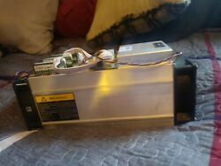 Antminer S9 13.5TH s TESTED AND HASHING AT FULL CAPACITY. $450.00