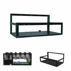 Mining Frame Rig Case Up to 6 GPU for Crypto Currency Mining $69.95