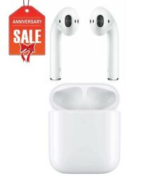 Genuine Apple AirPods 2nd Gen Left Right or Both or Wireless Case Replacement $41.85