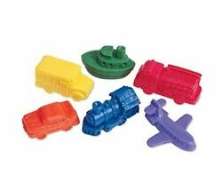 Mini Motors Counting and Sorting Fun Set Early Math Skill Set of 72 Ages 3 $29.13